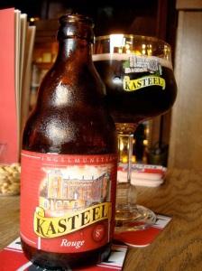 Kasteel Rouge bier