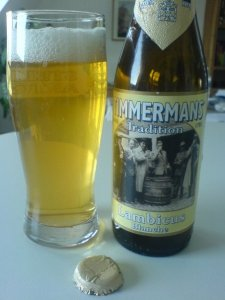 Timmermans Tradition Lambicus Blanche