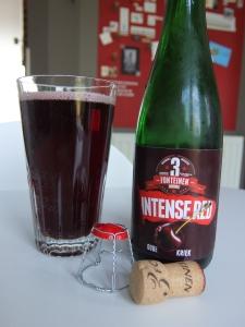 3 Fonteinen Intense Red Oude Kriek bier