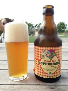 Hoppesnoet bier