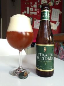 Straffe Hendrik Tripel bier