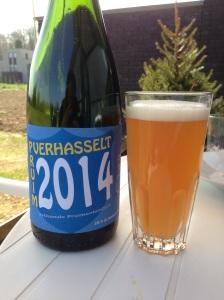 Pruim Verhasselt 2014 bier