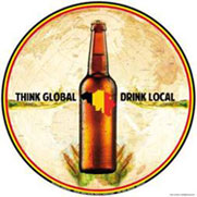 Think global, drink local