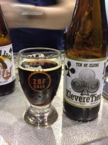 KlevereTien bier