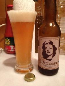 L'Arrossa bier