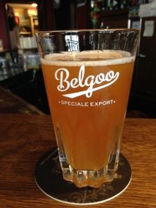 Belgoo lambiek bier