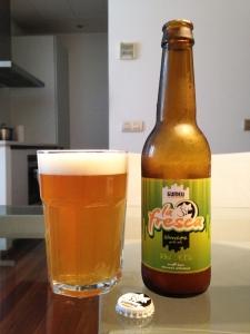 La Fresca Simcoe Pale Ale bier